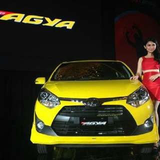 Toyota agya, calya, Avanza