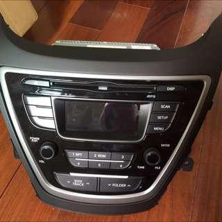 Elantra EX車用原廠音響(二手)