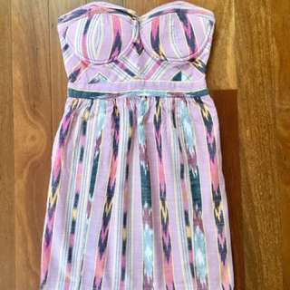 O'Neill Beach Dress Sz 8