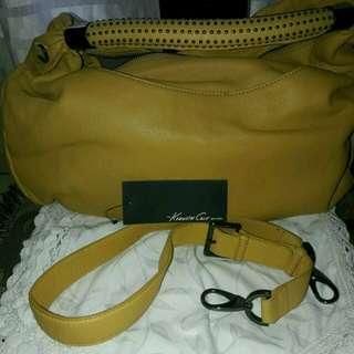 Kenneth Cole Studded Shoulder Bag
