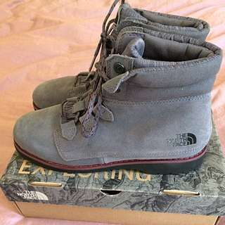 North Face Women's Combat Boots