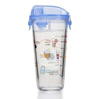 Glasslock Shaker Type Container (450mL)