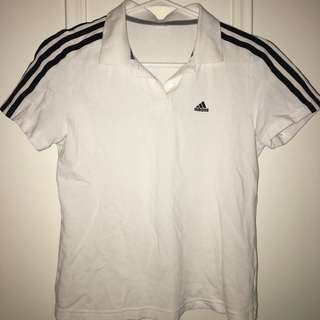 ADDIDAS collar shirt