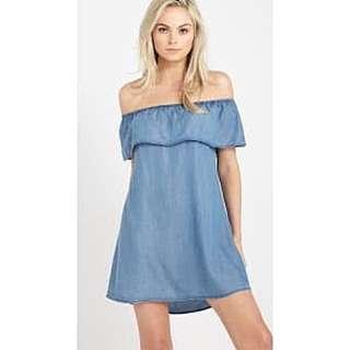 Cotton On Sarah Strapless Dress