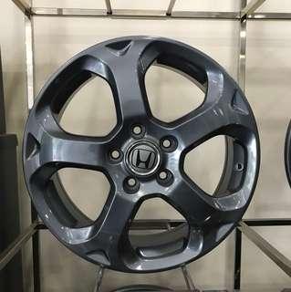 """Original Honda Stream RSZ 17"""" Rims"""