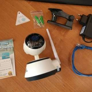 CCTV IP Camera Baby Monitoring