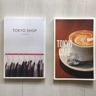 Tokyo cafe and Shopping for Men