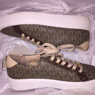 Micheal Kors Size 6 Sneakers Price Drop!!