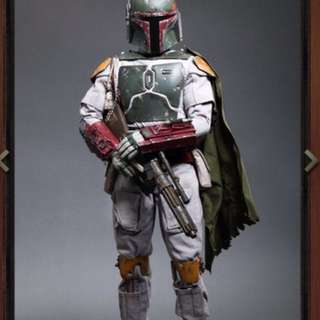 Hot Toys Boba Fett 1/4 Scale QS003 Star Wars