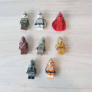 (In Stock) Lego Inspired Star Wars Key Chain
