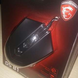 MSI DSB1 Gaming mouse