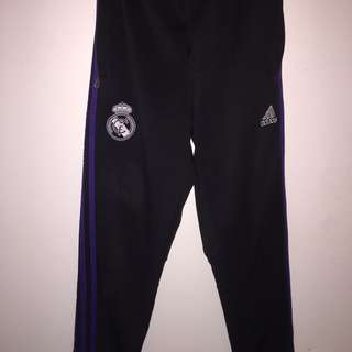 Real Madrid track pants