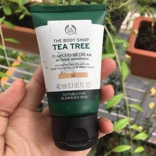 TEA TREE BB CREAM (The Body Shop)