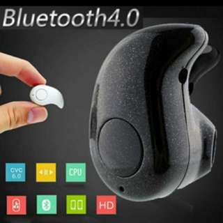 New Mini Bluetooth Earphone Wireless Music Sports Stereo In-Ear Headset Earpiece Earbuds Universal For iPhone Android samsung PC