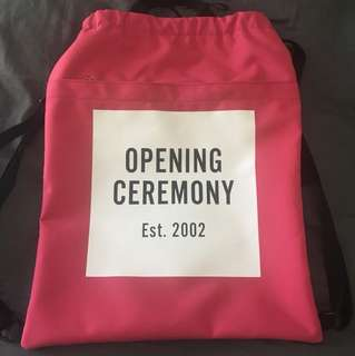 New Opening Ceremony Backpack
