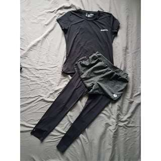 #FreePostage Yoga Outfit Sports Wear Gym Wear Exercise