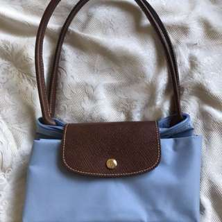 Medium Le Pliage Longchamp Tote