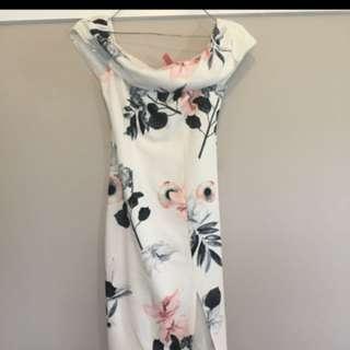 Blossoms sz.6 dress