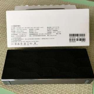 小米藍芽喇叭 NDZ-03-GB