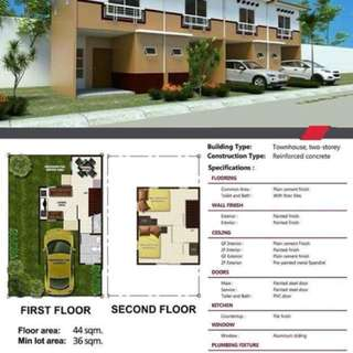 3k per month house and lot