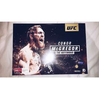 Conor McGregor The Notorious - Collector's Set