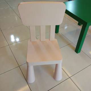 Ikea Kids chair