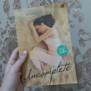 Incomplete by Shandy Aulia