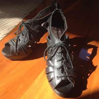 high heels - girls express- size 9 au