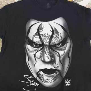 WWE STING T-SHIRT SIZE L