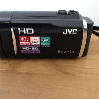 JVC Camcorder GZ-HM30AA