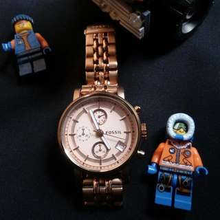 fossil bf rg