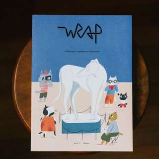 Wrap Magazine {Celebrating contemporary illustration}