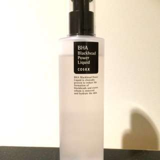 Cosrx BHA Blackhead Power Liquid Exfoliant