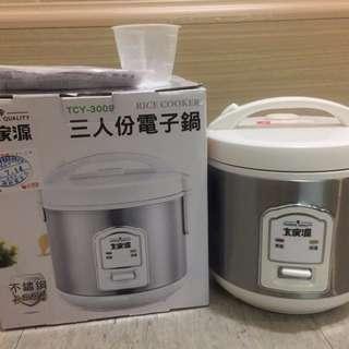 Rice cooker TYC-3009