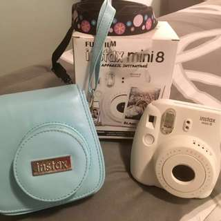 Instax 8 (Package Deal)