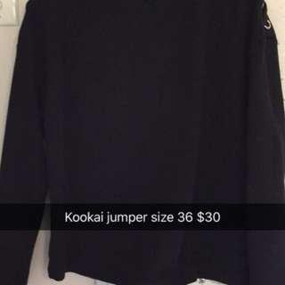 Kookai jumper