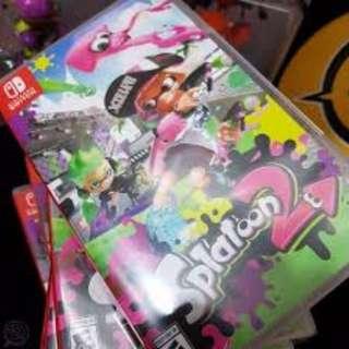 Splatoon 2 Japanese Edition