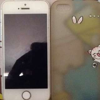 iPhone 5 32gb White & Black