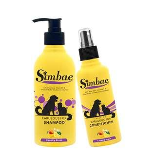 Fabulous Fur Shampoo & Conditioner Set