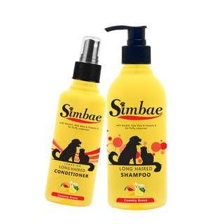 Long Hair Shampoo & Conditioner Set