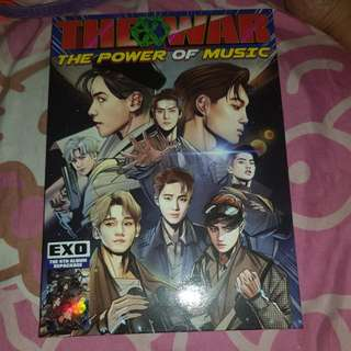 Exo The Power of Music