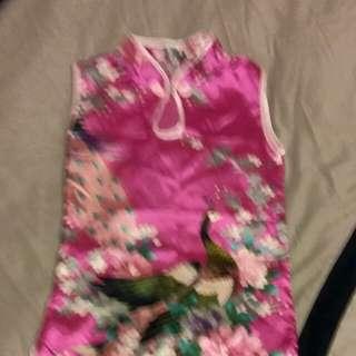 Chinese child's  dress