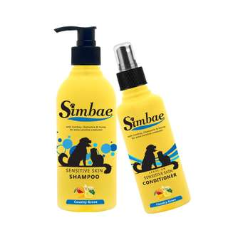 Sensitive Skin Shampoo & Conditioner Set