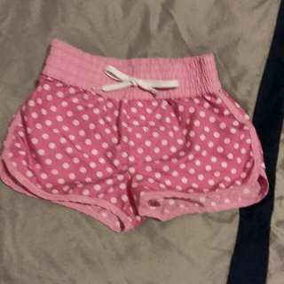 Pokie shorts