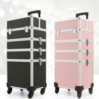 Professional Makeup Luggage 4 Layer