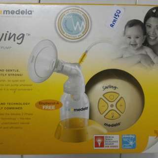 Breast pum Medela
