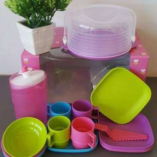 Tupperware mini collection for kids