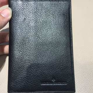 Authentic Vecheron Constantin passport card holder