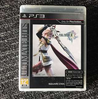 PS3 - Final Fantasy XIII (13)