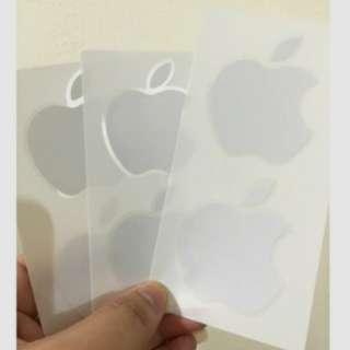 全新 蘋果貼紙
